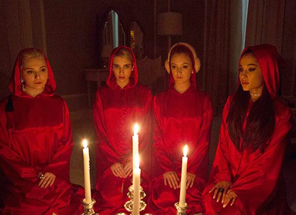 Scream Queens Ariana Grande Dead