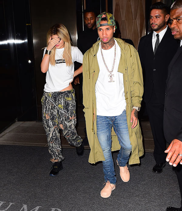 Kylie Jenner Tyga Relationship Problems