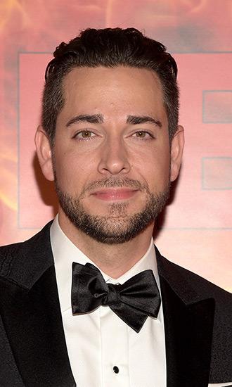 Zachary Levi Celebrity Profile