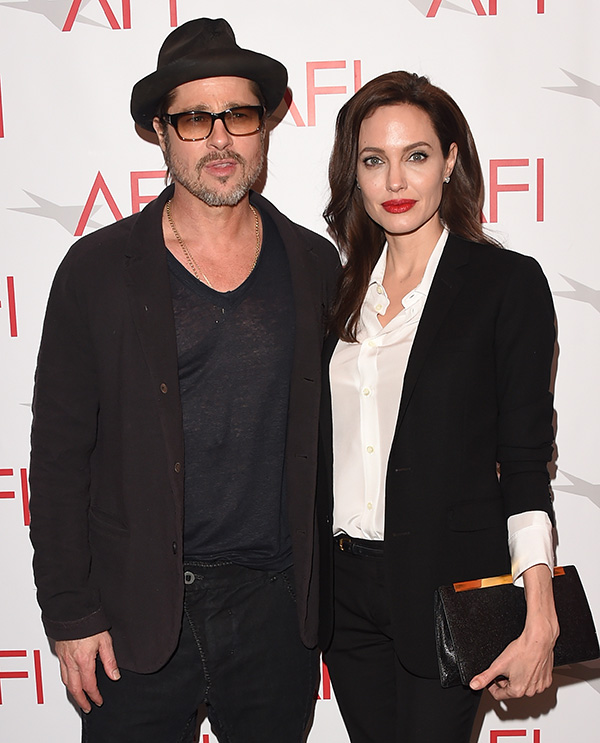 Angelina Jolie Marriage Issues