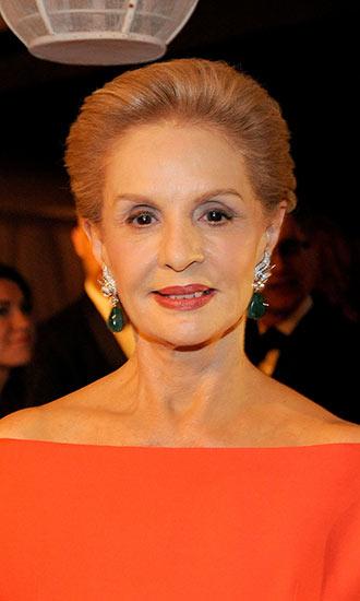 Carolina Herrera Celebrity Profile