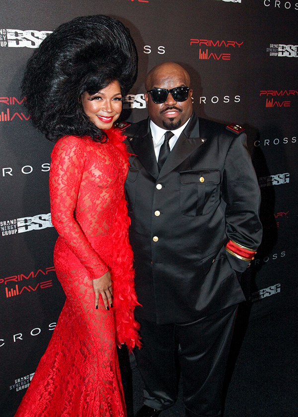 CeeLo Green Engaged