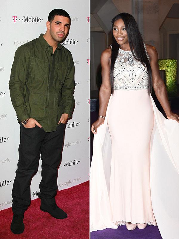 Drake Serena Williams Baby