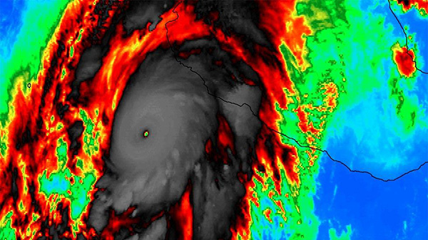 What is Hurricane Patricia