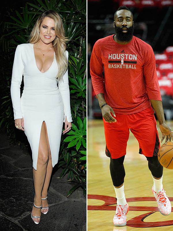 James Harden Khloe Kardashian Lamar Odom Bedside