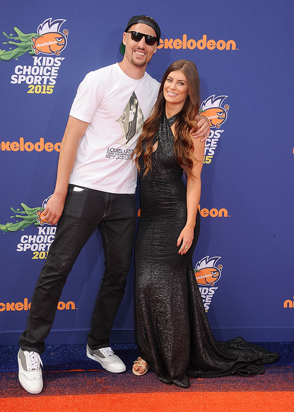 Klay Thompsons GF Hannah Stocking Tweets About Him