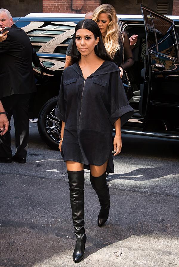 Kourtney Kardashian Dating Again — Why She Fears She's ...