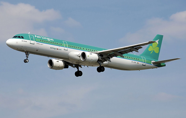 Brazilian Man Dies On Aer Lingus Flight After Attacking