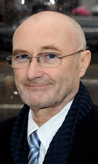 Phil Collins Celebrity Profile