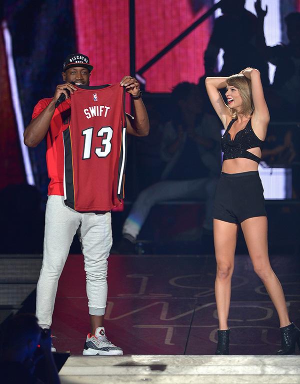 Calvin Harris Taylor Swift Concert