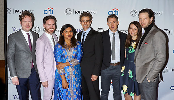 cheers reunion the mindy project