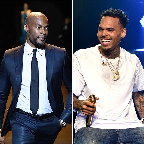 Tyson Beckford Disses Chris Brown