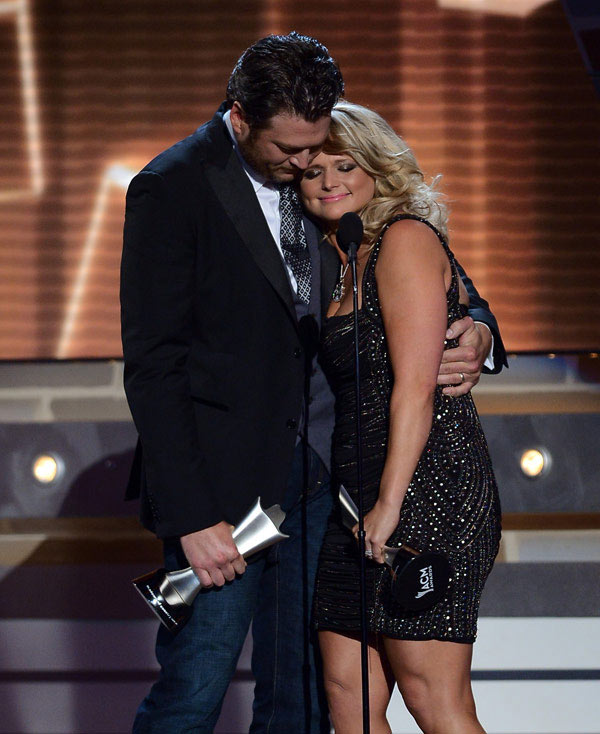Blake Shelton Miranda Lambert Reason Divorce
