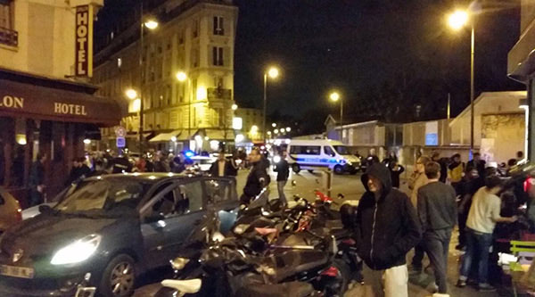 Bataclan Theater Hostage Situation Over