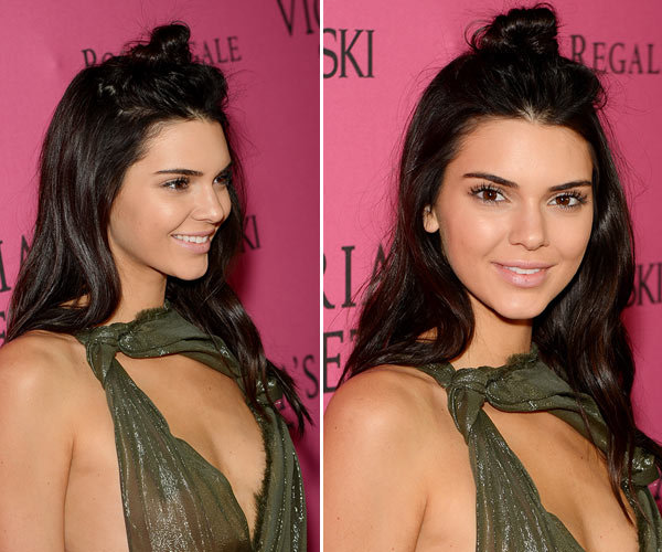 Kendall Jenner Hair Victorias Secret