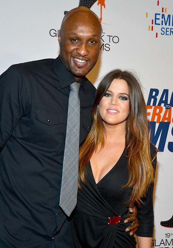 Khloe Kardashian Gift Lamar Odom