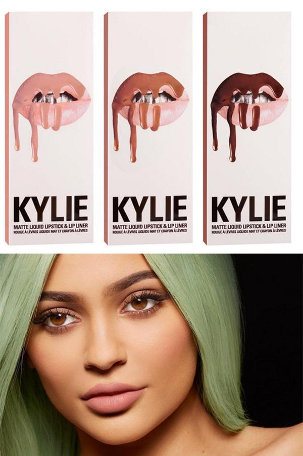 Kylie Jenner Lip Kits