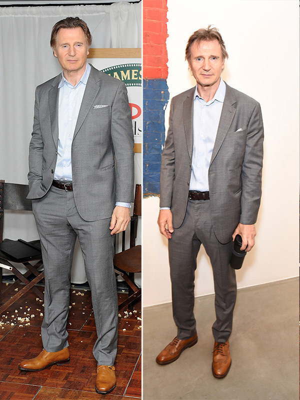 Why Liam Neeson Lost Weight