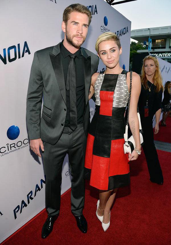 Liam Hemsworth Miley Cyrus Back Together