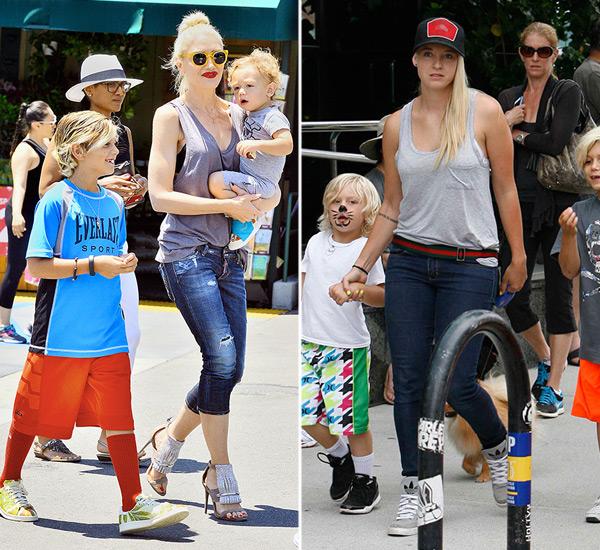 Gwen Stefani Nanny Copied Her