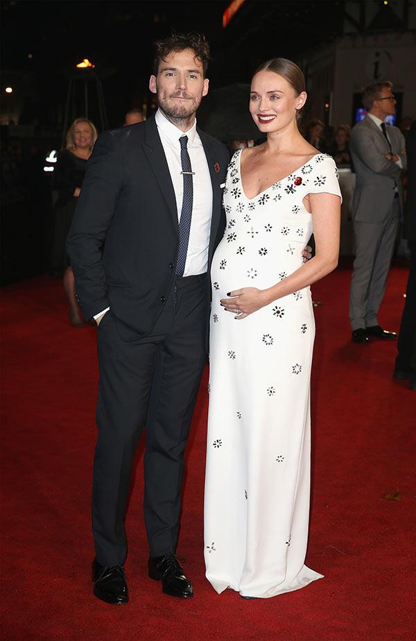 Sam Claflin Wife Pregnant