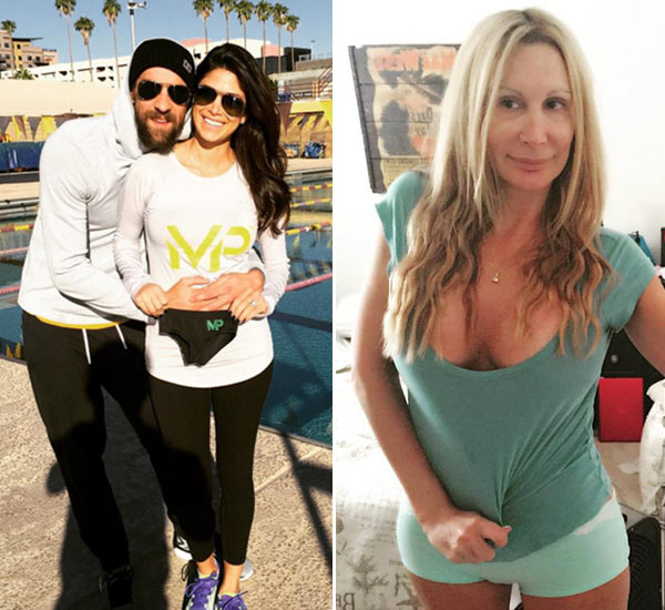Taylor Chandler Michael Phelps Ex