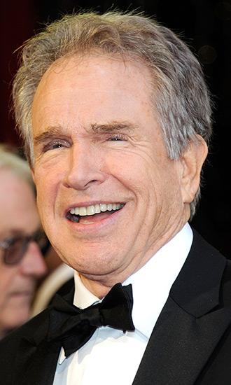 Warren Beatty Celebrity Profile