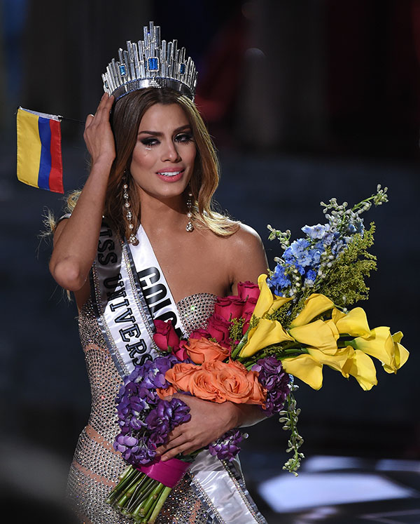 Miss Colombia Miss Universe Crown