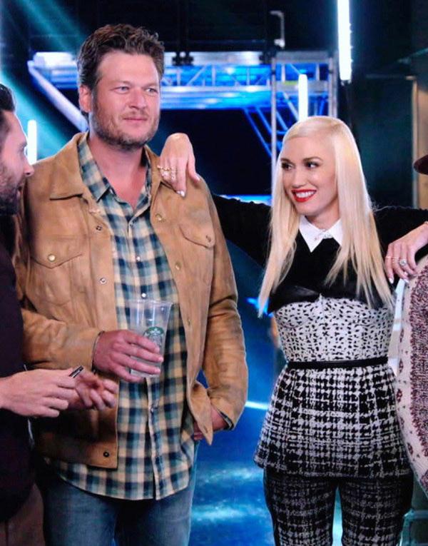 Gwen Stefani Wants Baby