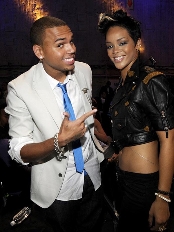 Chris Brown Rihanna Together Again