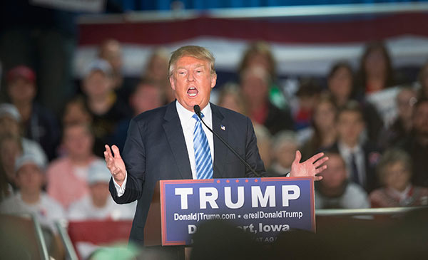 Donald Trump Ban Muslims