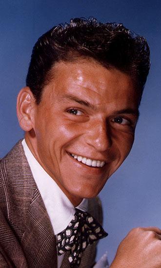 Frank Sinatra Celebrity Profile