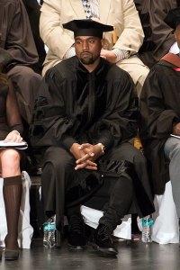 Kanye West. (Getty)