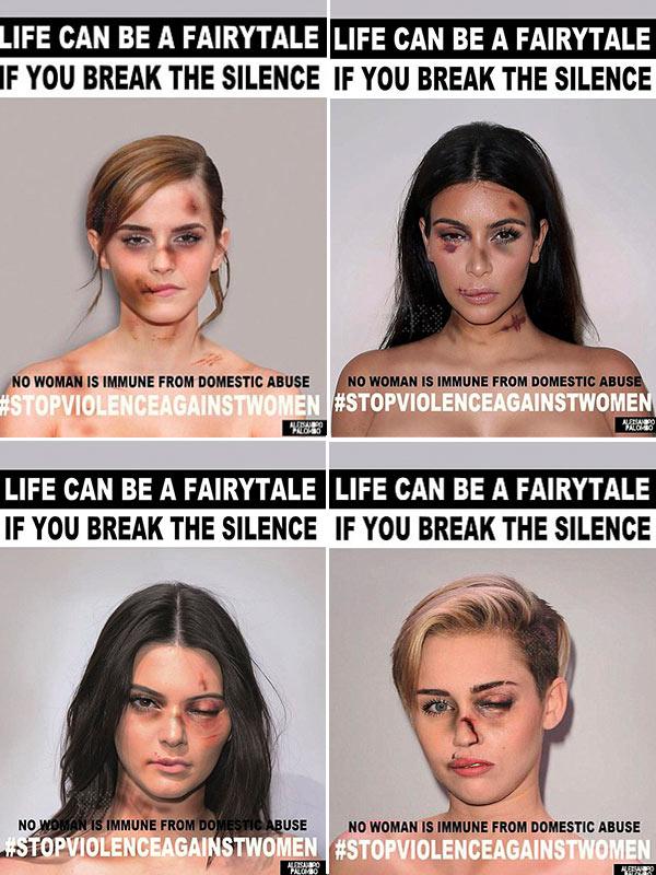 Kim Kardashian Domestic Abuse
