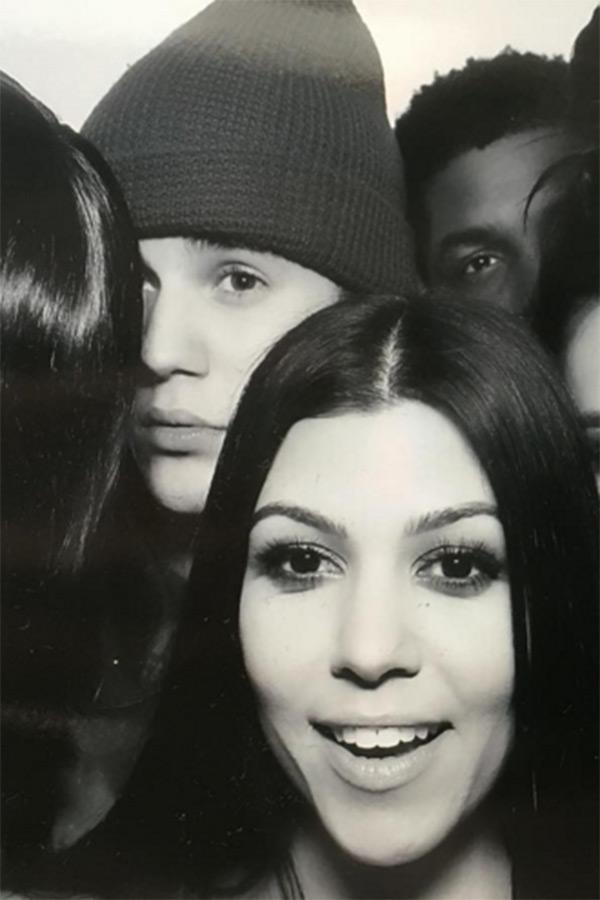 Justin Bieber Kourtney Kardashian Secret Romance