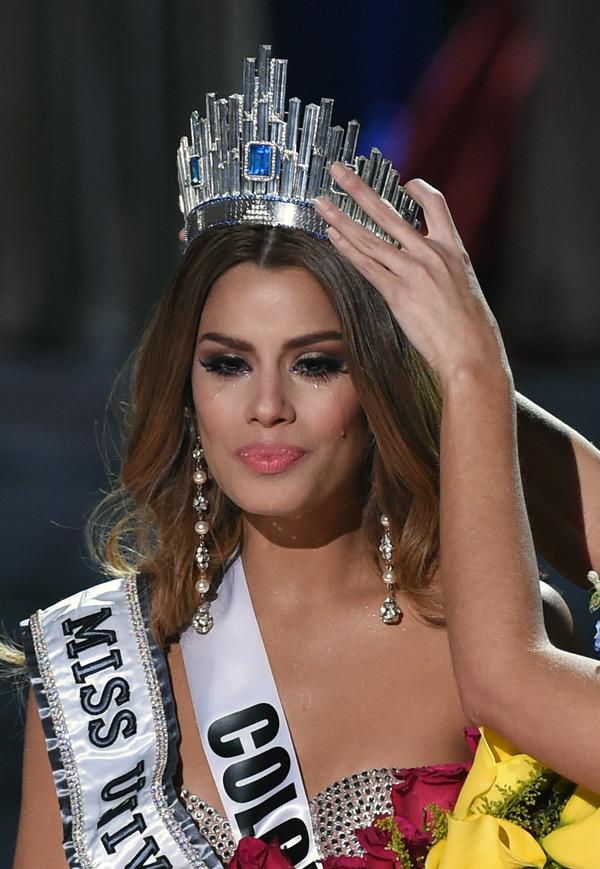 Miss Colombia Mental Breakdown