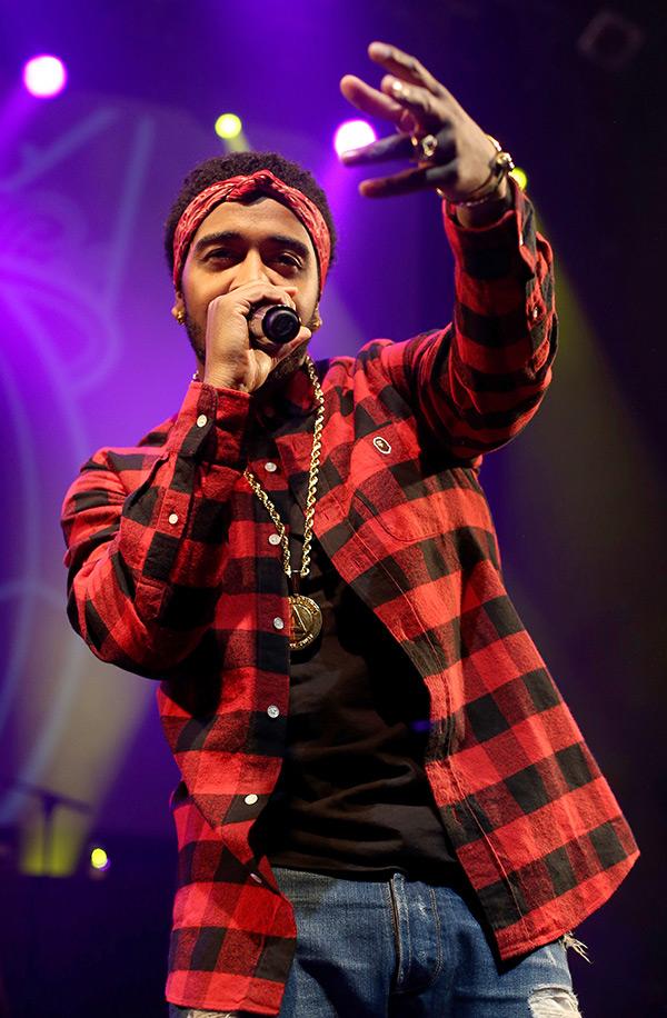 Omarion Grammys Rant