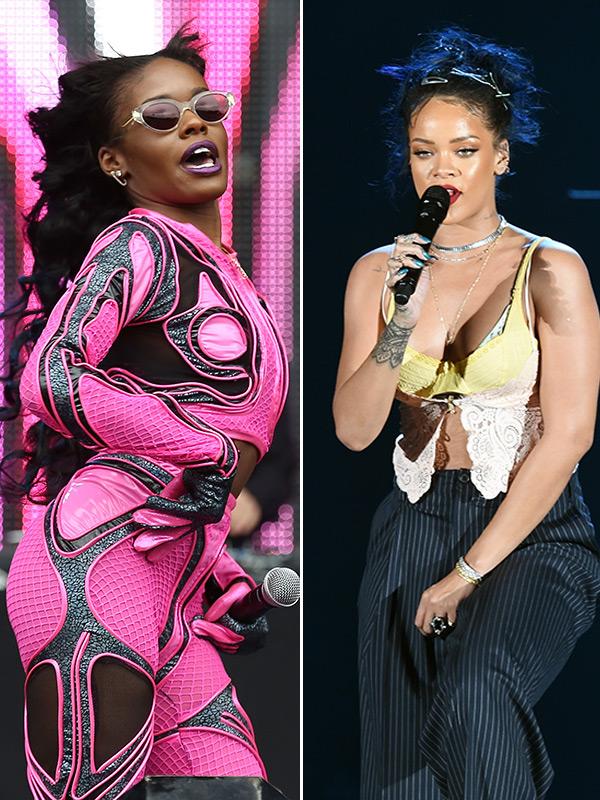 Azealia Banks Insults Rihanna Twitter