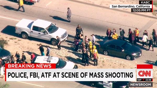 San Bernardino Shooting Witnesses