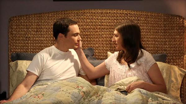 Big Bang Theory Sheldon Amy Sex