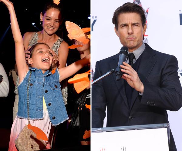 Tom Cruise Wants Custody