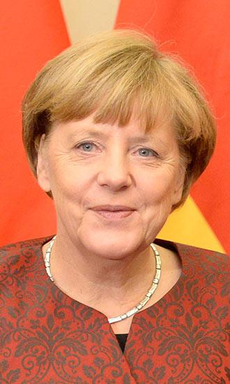 Angela Merkel Celebrity Profile