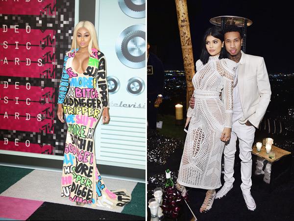 Blac Chyna Tyga Cheated Kylie Jenner