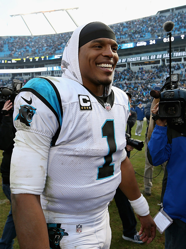Who Is Cam Newton