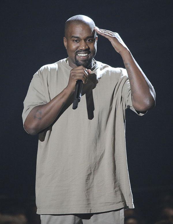 Kanye West Hosting Oscars