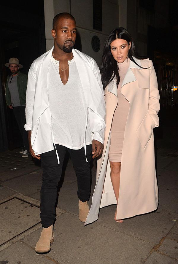Kim Kardashian re-uses hand-painted Hermes Birkin bag from