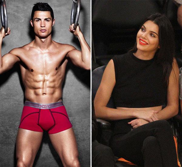 Cristiano Ronaldo Kendall Jenner Dating