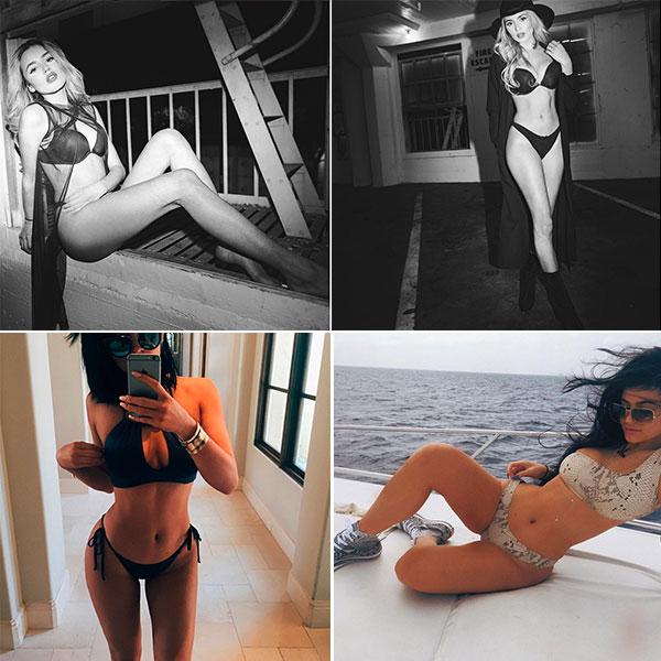 Val Mercado Kylie Jenner Bikinis
