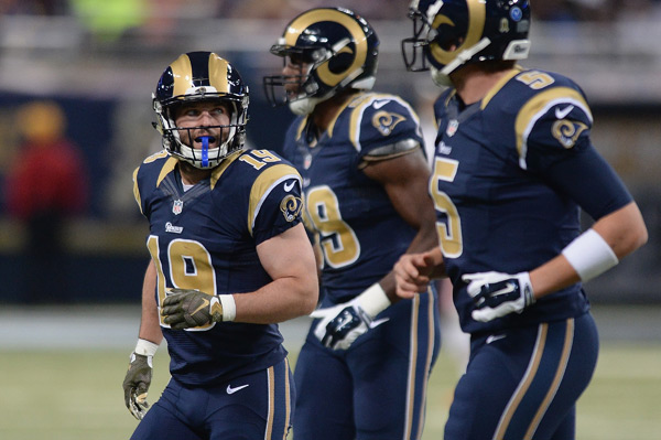 Rams Moving To LA