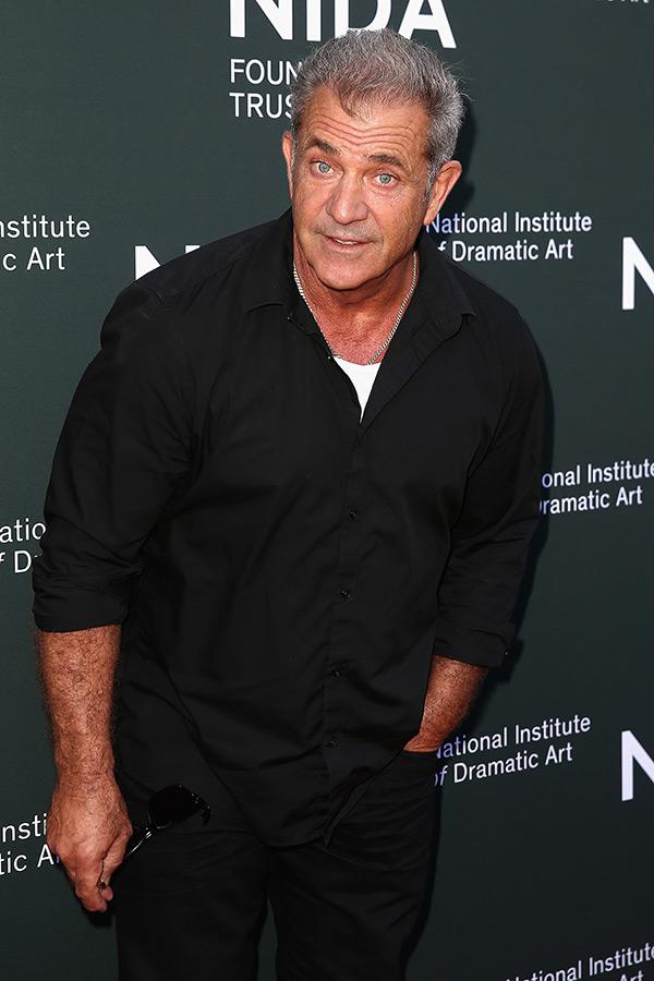 Mel Gibson New Girlfriend